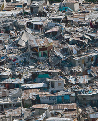 The Haitian Government reports that between 217,000 and 230,000 people have been identified as dead, and that an estimated 300,000 were injured and an estimated 1,000,000 were made homeless following the Jan. 12 earthquake.
