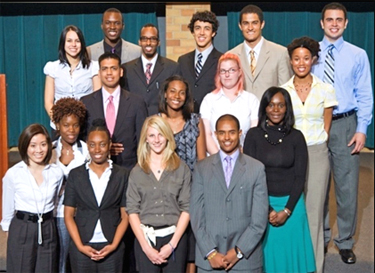 The McNair Scholars, 2010.