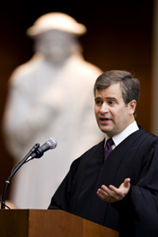 Judge Patrick Schiltz (2006 photo)
