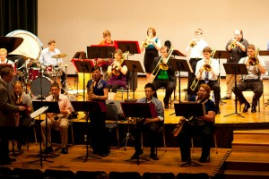 11-251 jazz ensemble