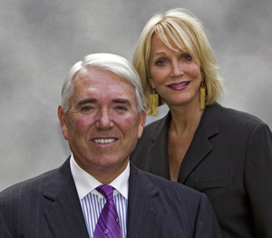 Lee and Penny Anderson donated $60 million to the Opening Doors capital campaign, which helped fund three projects: the Anderson Athletic and Recreation Complex, the Anderson Parking Facility and the Anderson Student Center. The student center will open in January.