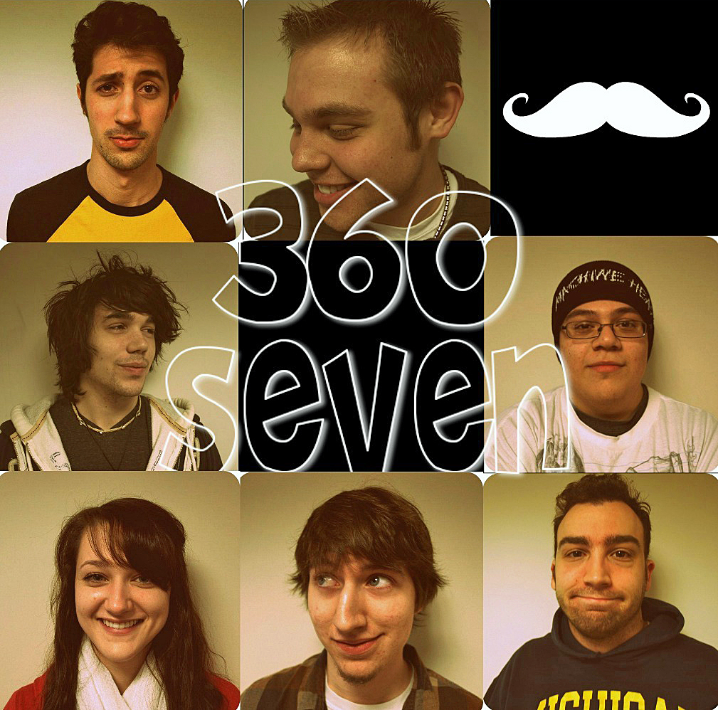 The 360 Seven students invite you to listen to their music by clicking on the Bandcamp link in the story.