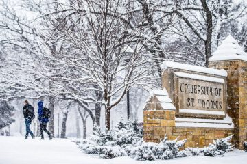 January Term is a long-standing tradition at St. Thomas.