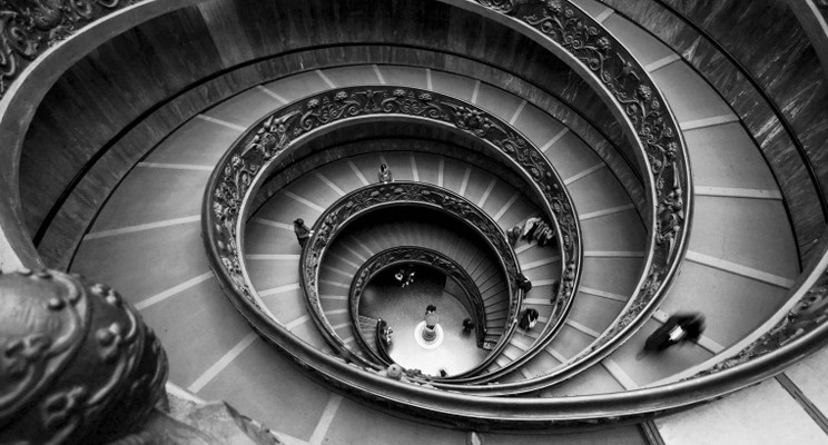 Int Ed Staircase