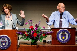 Carville and Matalin Speech