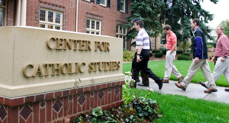 Center for Catholic Studies