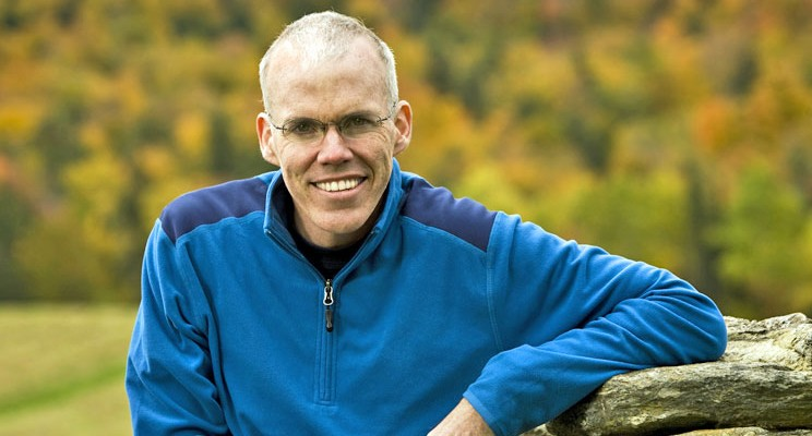 Bill McKibben (photo by Nancie Battaglia)