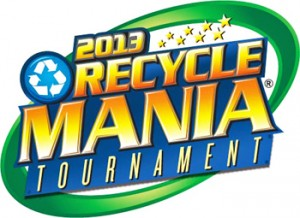 Recyclemania logo 2013