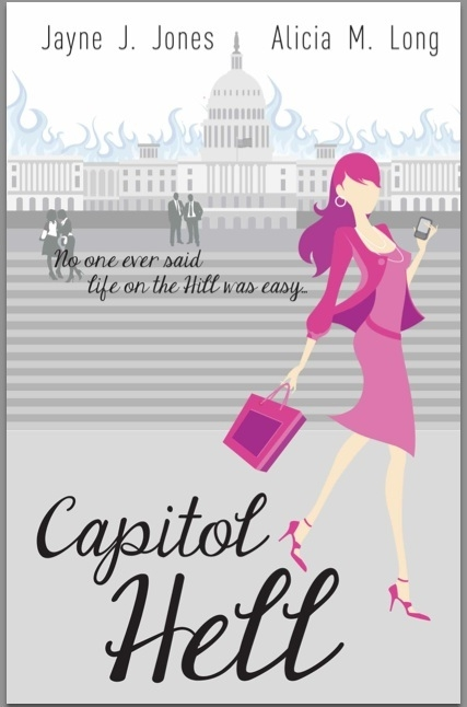 Capitol Hell Cover