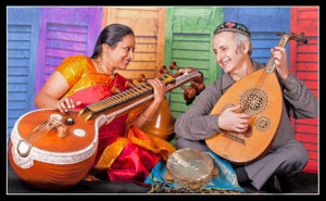 Nirmala Rajaseker and David Jordan Harris