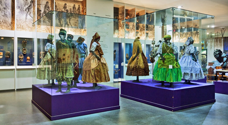 The AfroBrazil Museum.