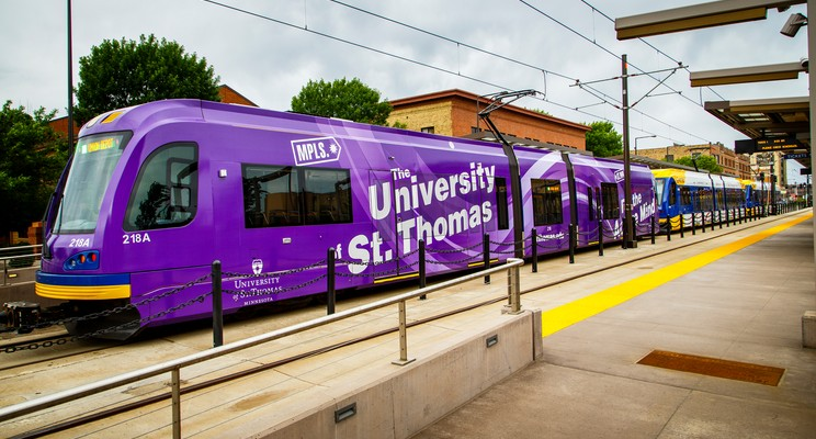 Green Line Affects Transit Options Near Campus | St. Thomas Newsroom