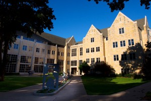 Frey Science and Engineering Center