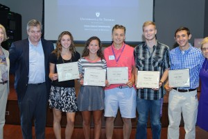 Freshman Innovation Immersion Award Winners