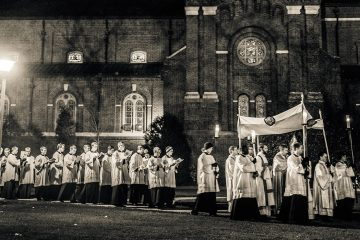 Borromeo Mass and Procession