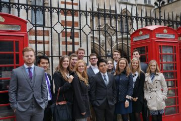 London Business Semester at Inns of Court.