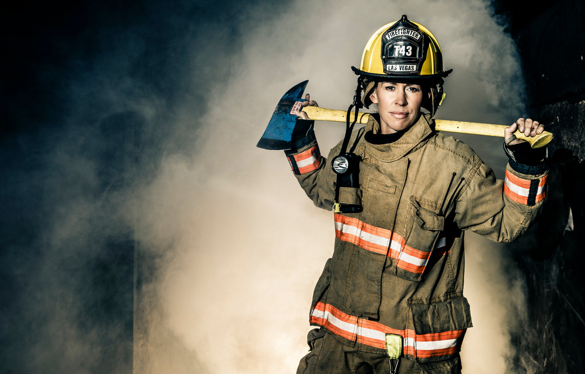 risk rescue and the perils of a female firefighter st thomas