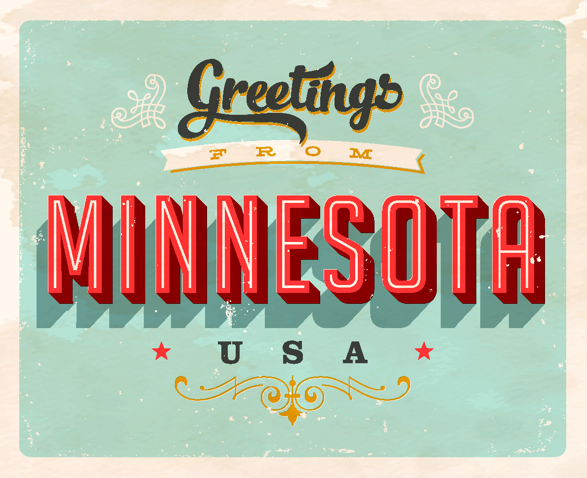 Greetings from Minnesota