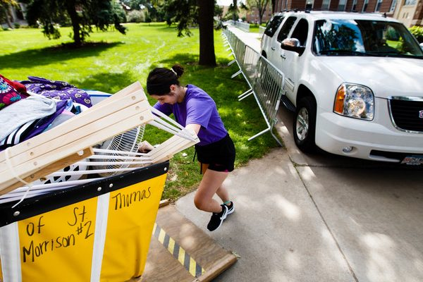 Move-In Day