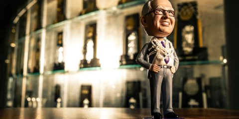 Steve Fritz Bobblehead