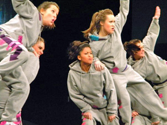 The University of St. Thomas' hip-hop dancers took runner-up honors in national competition, missing first place by just 5.5 points.