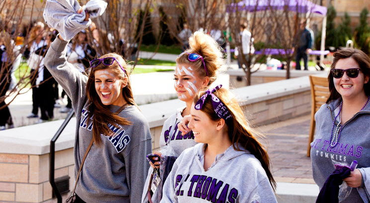 Homecoming is Saturday, Oct. 13.