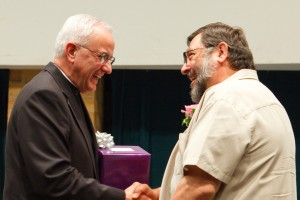 Retiring faculty awards