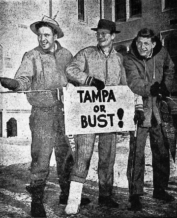 Tampa or Bust picture