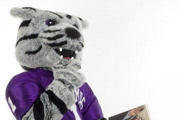Tommie the Mascot