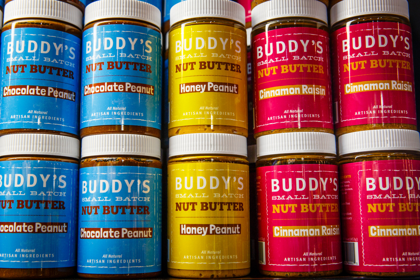 Buddy's Nut Butter
