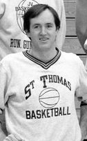 McKee as assistant coach for the 1988-89 basketball team.