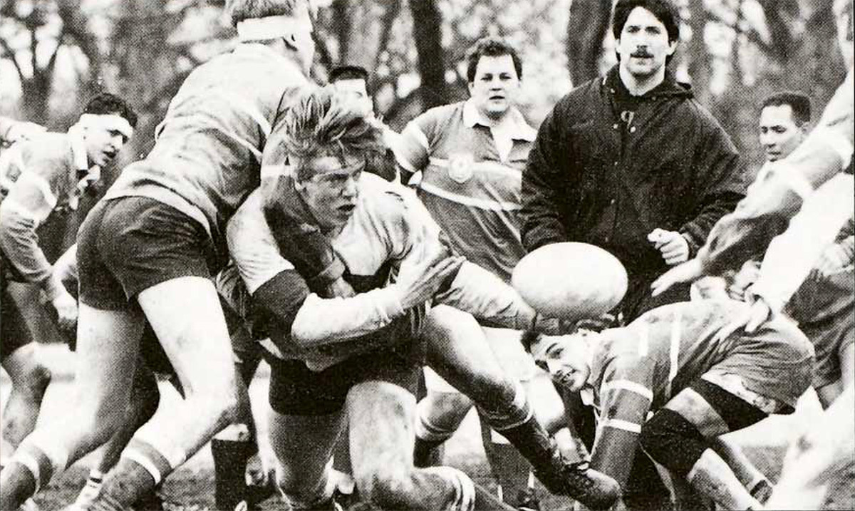 St Thomas Rugby
