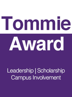 Tommie Award Website 2