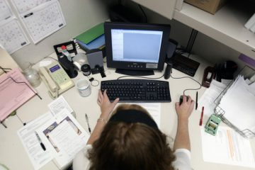 Decoding the online job search can feel overwhelming. UST professors and career counselor provide practice and advice.