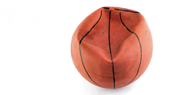 Deflated Basketball