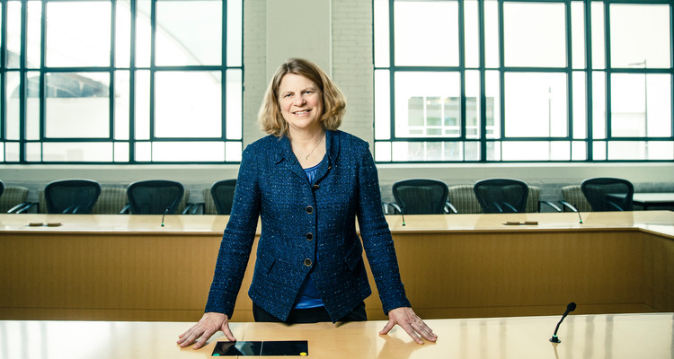 Dr. Penny Wheeler, president and chief executive officer of Allina Health