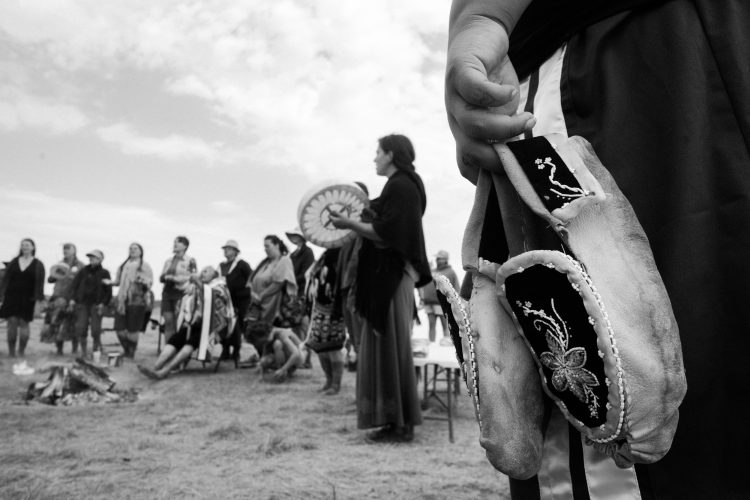Standing Rock pipeline, purchased photo